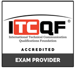 Accredited Exam Provider Official Logo