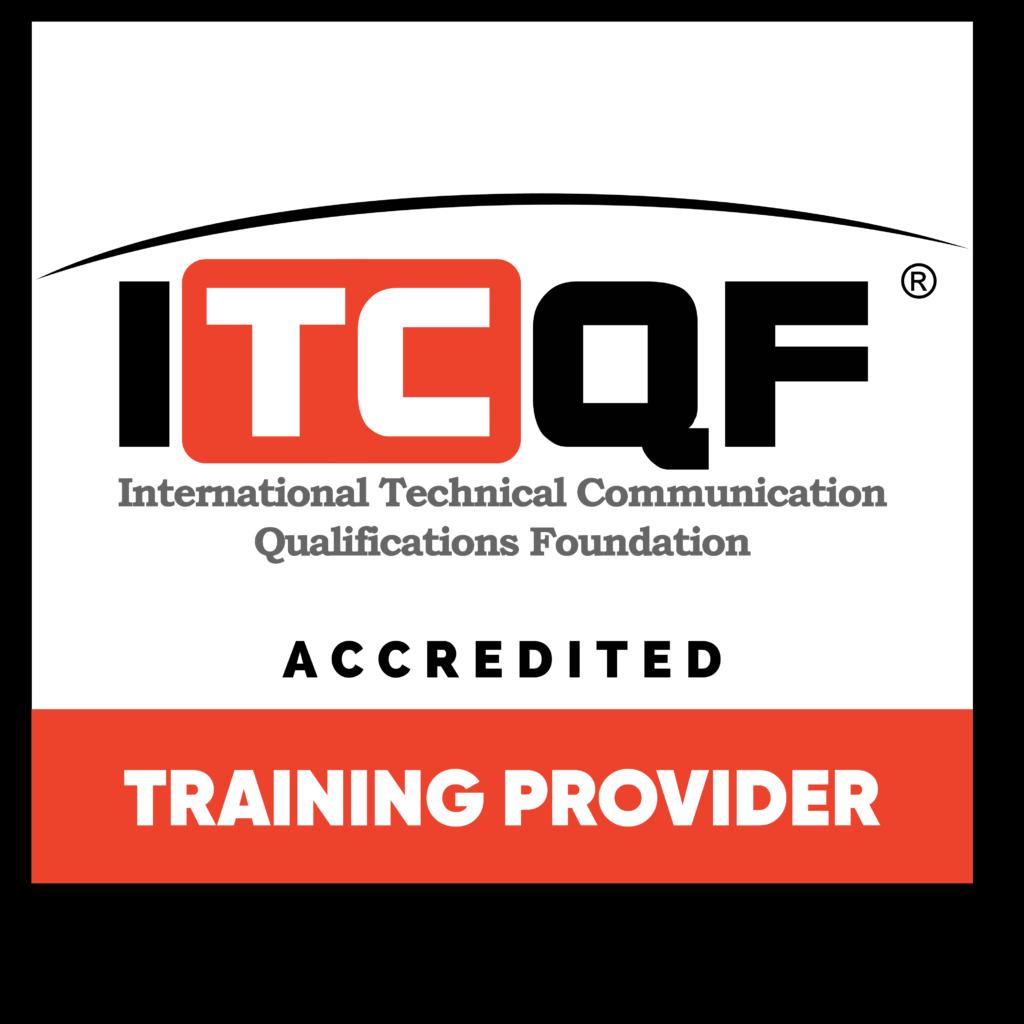 Training provider badge