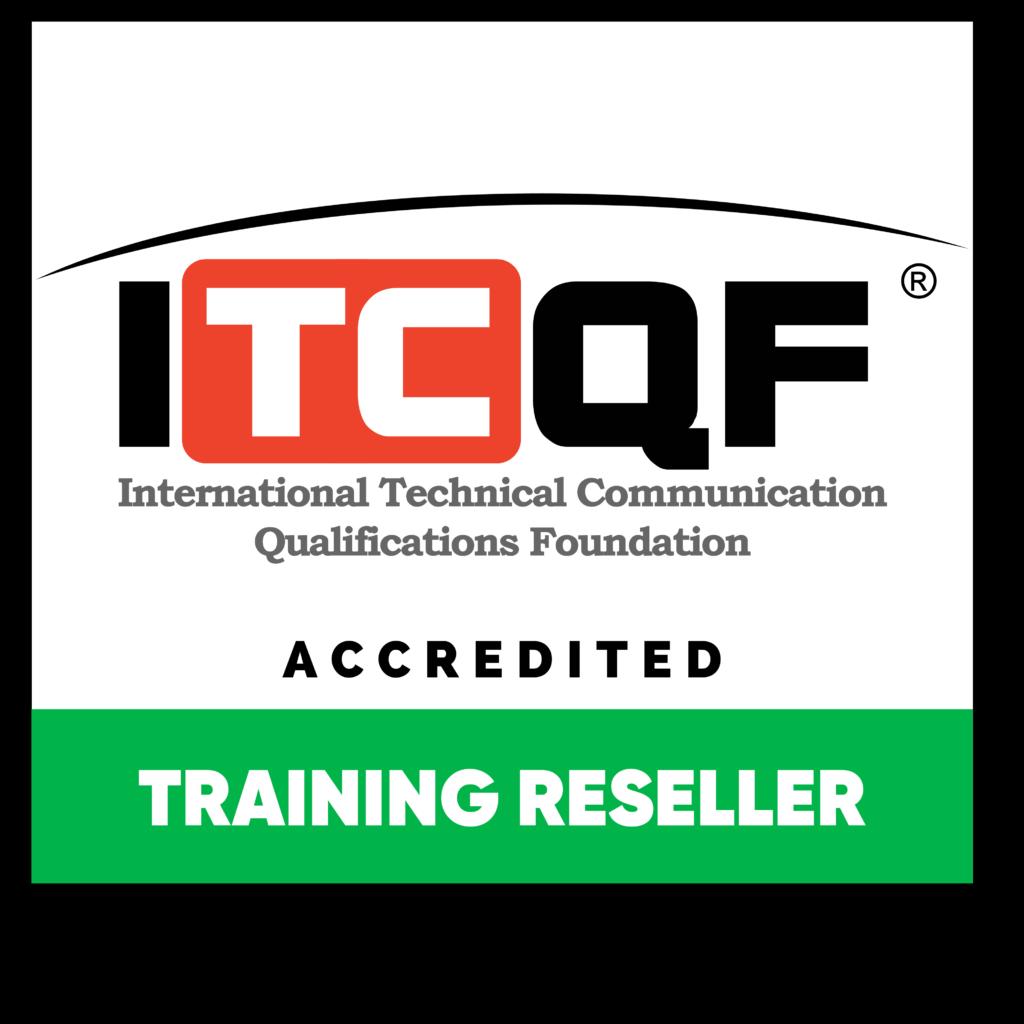 Training reseller badge